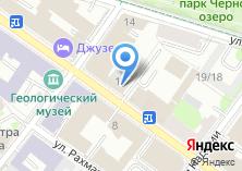 Компания «Колор Медиа» на карте