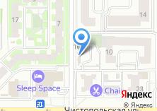 Компания «Продуктовый магазин на Меридианной» на карте
