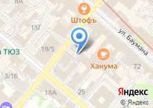 Компания «Мадин-Клиника» на карте