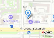 Компания «РОСТ-Ломбард» на карте