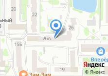 Компания «СТУДИЯ КРАСОТЫ СЧАСТЬЕ» на карте