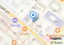 Компания «Хабад-Любавич» на карте
