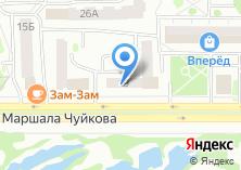 Компания «Научно-исследовательский центр» на карте