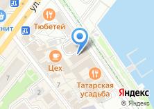 Компания «ТатарИнн» на карте
