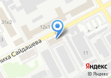 Компания «Татграф» на карте