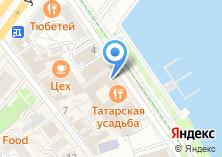 Компания «Магазин сельской продукции на ул. Шигабутдина Марджани» на карте