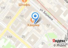 Компания «Круиз+» на карте
