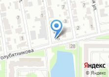 Компания «Шиномонтажная мастерская на Транспортной» на карте