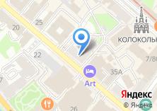 Компания «Interio» на карте