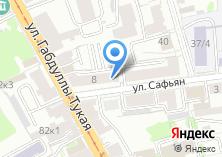 Компания «Азан» на карте