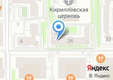 Компания «Майнд-Медиа Аутдор» на карте