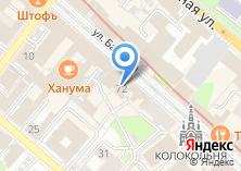 Компания «Часовой центр» на карте