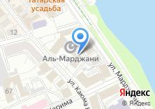Компания «Казанский Мухтасибат» на карте