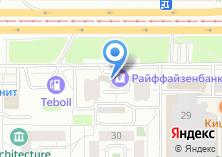 Компания «Альянс М» на карте