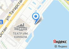Компания «Центр экскурсий и проката лодок и катамаранов» на карте