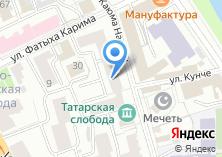 Компания «АргументЪ» на карте