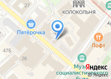 Компания «ИнтерРусТревел» на карте