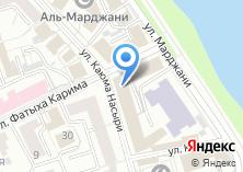Компания «Этно» на карте
