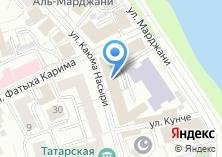 Компания «Сервис-Керамика» на карте