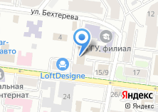 Компания «Курортинфо» на карте