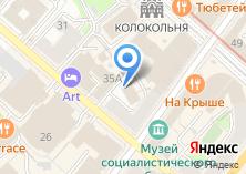 Компания «ТехСтройТранс» на карте