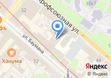 Компания «Национальный Банк Республики Татарстан» на карте