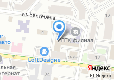 Компания «Тепловые системы-Казань» на карте