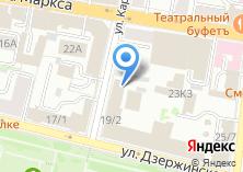 Компания «Центр специальной связи и информации Федеральной службы охраны РФ в Республике Татарстан» на карте