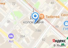 Компания «В гостях у Шаляпина» на карте