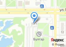 Компания «Автостоянка на Мусина» на карте