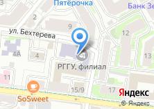 Компания «Хостел-Казань» на карте