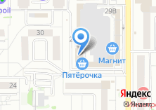 Компания «ВОТ ТАК ДОМ» на карте