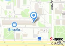 Компания «Олекс-М» на карте
