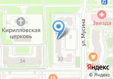Компания «АвтоАльянс» на карте