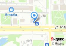 Компания «Магазин цветов на ул. Чуйкова» на карте