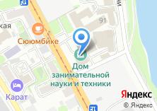 Компания «Водоканалпроект-2» на карте