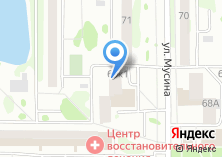 Компания «it-master» на карте