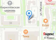 Компания «Чистопольская 32» на карте