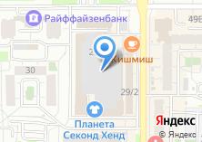 Компания «Юленька» на карте