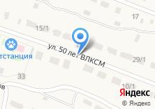 Компания «Салон Антураж» на карте