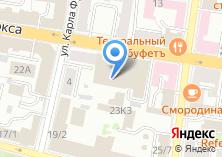 Компания «Культурный центр МВД» на карте