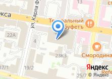 Компания «ЭТН» на карте