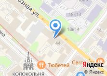 Компания «Корал Казань» на карте