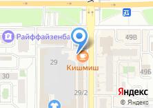 Компания «Сеть сервисных центров» на карте