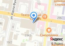 Компания «БетМет» на карте