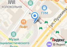 Компания «ЭКОНОМ-ТУР.РФ» на карте