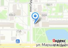 Компания «Строящееся административное здание по ул. Мусина» на карте