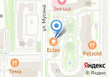 Компания «HomeMe.ru» на карте