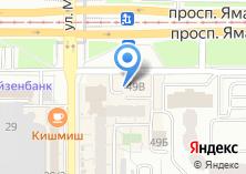 Компания «Текстильные штучки» на карте