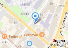 Компания «Филадельфия» на карте